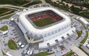 Estadio Itaipava Arena Pernambuco