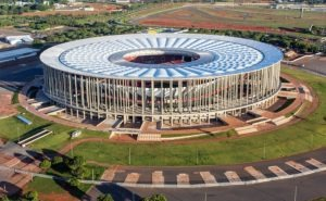 Estadio Mané Garrincha, Brasilia
