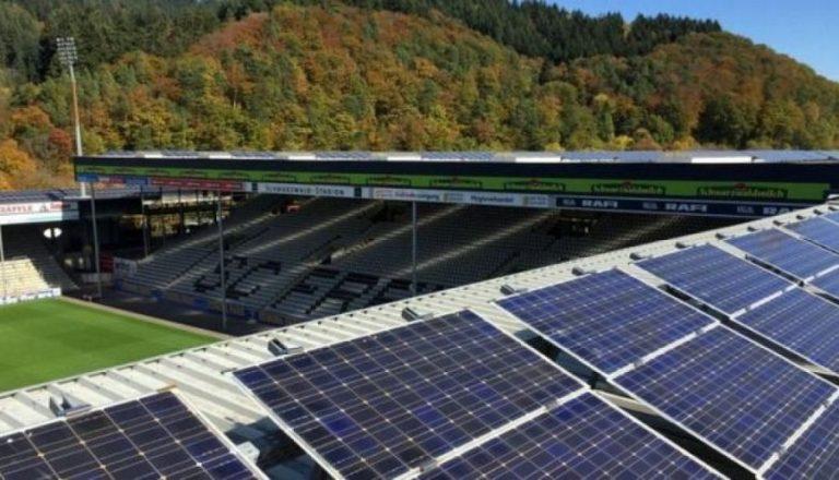 Estadios que utilizan energía renovable | foto vía elcomercio