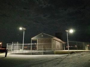Proyecto de luminarias solares para construcciones en Guanajuato