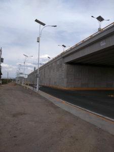venta de luminarias solares para alumbrado publico en Mexico