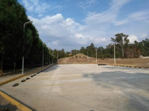 Proyecto de luminarias solares en avenidas de Queretaro - 2
