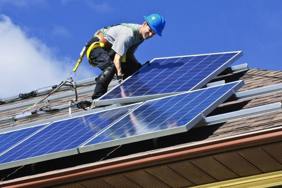 Cómo se debe instalar los paneles solares terra 1