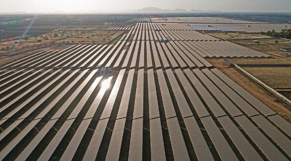 'Shakti Sthala' en Pavagada, al sur de la India, será el parque solar más grande del mundo con una superficie de más de 5 mil hectáreas