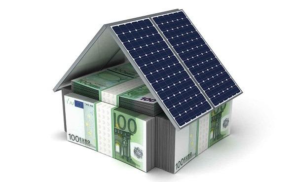 Adquisición de paneles solares y retorno de la inversión