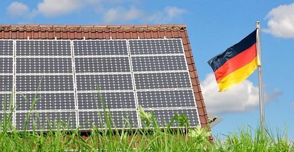 Alemania es el principal país productor de energia solar en Europa y el quinto a nivel mundial
