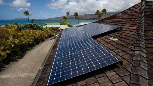 Más del 10% de las viviendas de Hawaii poseen paneles fotovoltaicos