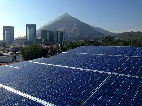 México es uno de los países potencia en cuanto a energías renovables, con una alta inversion en esta tecnologia fotovoltaica