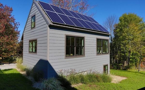 Un amplio espacio no es condicionante para que los paneles solares puedan ser instalados y funcionen eficientemente