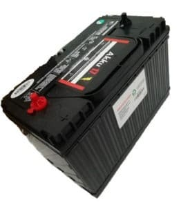 Batería solar Akku Solar - Ciclado profundo