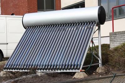 Calentador solar de agua para uso habitacional en México