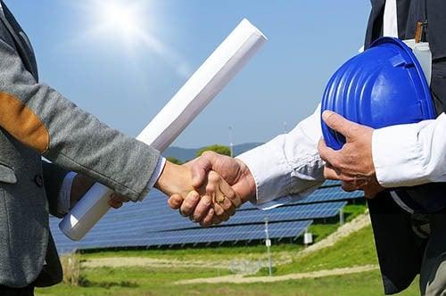 Contratistas paneles solares